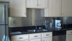 Stainless Steel Mosaic 1x3 - Subway Tile Outlet