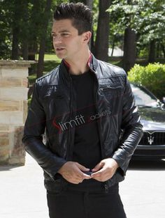 Need for Speed Dominic Cooper Jacket