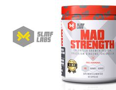 """Check out new work on my @Behance portfolio: """"SLMF (Solo los mas fuertes) Sport Nutrition Labels"""" http://be.net/gallery/37608471/SLMF-(Solo-los-mas-fuertes)-Sport-Nutrition-Labels"""