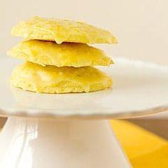 Orange Cookies with Sweet Orange Glaze via @browneyedbaker