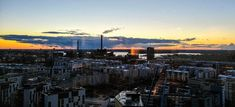 Clarion Hotel Helsinki is the place for you, if you are looking for a hotel room with a view. Or a sauna and outdoor pool with a view. Best Cities, Helsinki, 5 Star Hotels, Outdoor Pool, Seattle Skyline, Finland, Denmark, Norway, Good Things