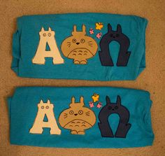 Totoro Letters! @jlcwestminnie13