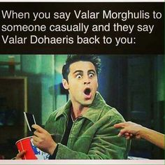 Funny Game of Thrones Meme