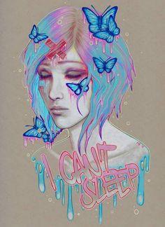 I can't sleep... | Life is Strange - Chloe