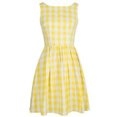 $13.92 Retro Style Sleeveless Round Neck Plaid Women's Dress