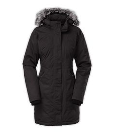 The North Face Women's Jackets & Vests INSULATED WOMEN'S ARCTIC DOWN PARKA