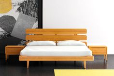 Tentai Bamboo Bedroom collection from Haiku Designs