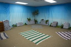 Bible Discovery - Shipwrecked VBS #shipwrecked #shipwreckedVBS #decorating