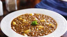 Zuppa di lenticchie, ricette autunnali per fare zuppe calde e saporite