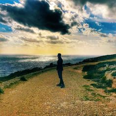 The beautiful view at the cliffs today... sad @colmr10 goes home today.  #gozo #gozomalta #lovinmalta #christmasingozo #gozoisland #gozophotography #gozoseeing #gozoproud #gozoliving #gozolife #gozoferry #malta #maltacharm #maltagram #maltatoday #maltaisland #travelphotography #travelersnotebook #travelblog #travelbug #ldr #passionpassport #travelgram #guardiantravelsnaps #longdistancerelationship #sunset #clouds #cliffs #tacenccliffs Malta Island, Ldr, Travel Bugs, Travelers Notebook, Travel Photography, Clouds, Mountains, Sunset, Beautiful
