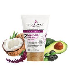 Novinky - Krásná Každý Den Good Enough, Organic Face Products, Organic Skin Care, Facial Products, Omega 3, Natural Exfoliant, Exfoliating Scrub, Healthy Oils, Clean Face