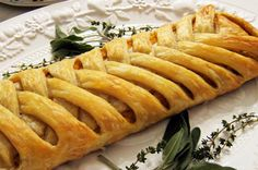 How To Braid Puff Pastry