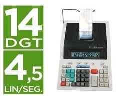 Loja do Escritório: Calculadora de Secretária Citizen com 20% Desconto...