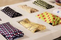 Le pochette colorate di Fefè