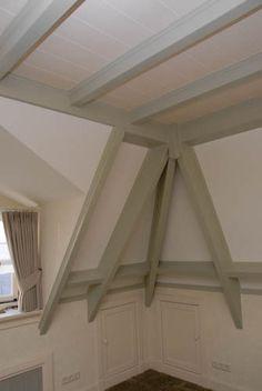 houten balken slaapkamer schilderen - Google zoeken