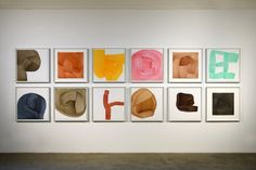 Galerie kreo in Paris in collaboration with Ronan and Erwan Bouroullec is exhibiting some of their drawings for the first time. Drawing Practice, Drawing S, Hanging Pictures, Art Pictures, Photos, Ecole Art, Expo, Bookbinding, Beautiful Artwork