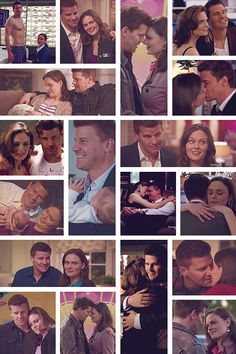Booth and Brennan forever! It doesn't get any better than this.
