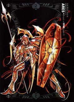 Males Saint Seiya Future Studio Saint Seiya Future Studio Ares God of War