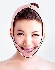 10 Strange Korean Beauty Tools That Will Become Your Favourite , Daily Beauty Routine, Beauty Routines, Eyesight Problems, How To Trim Eyebrows, Neck Wrinkles, High Cheekbones, Korean Face, Beauty Ad, How To Look Skinnier