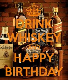 Happy birthday whisky rock - Buscar con Google