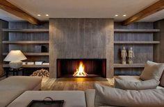 Moden Fireplace - Imgur