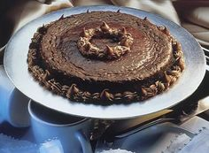 Try this Chocolate MINI KISSES Truffle Cake recipe, made with HERSHEY'S products. Enjoyable baking recipes from HERSHEY'S Kitchens. Bake today.