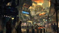 Polluted Sci-Fi Environment, de Lee Yong Yi