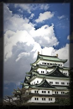 BT: Nagoya Castle, Nagoya, Japan - it was bling, but not as bling as Osaka Castle. That one took the cake!