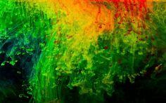 Pintura en Agua, Fondo de Pantalla y Escritorio HD Gratis