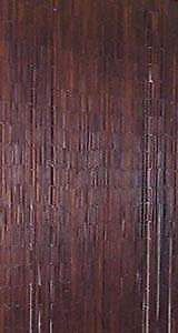 Bamboo Beaded Curtain Room Divider Screen Rideau en Bambou City of