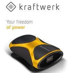 Portable World (포터블 월드): [3초 충전에 아이폰을 11번 충전할 수 있는 캠핑용 연료전지 보조배터리]