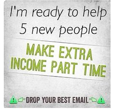 Are you ready! Looking for 5 people who are ready to step out of their comfort zone and start their own business, you can do it I DID and IT WORKS! www.wraparound.myitworks.com