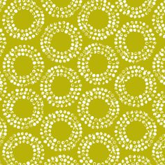 Full Circle | Grass from Shape of Spring by Eloise Renouf for Cloud9 Fabrics