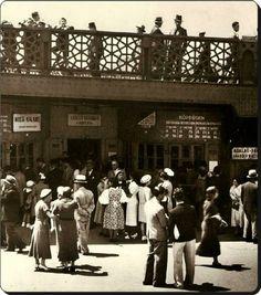 Galata köprüsü - 1937