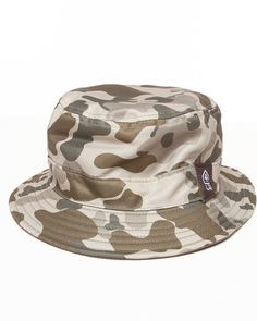 LRG - PRINT REVERSIBLE BUCKET HAT