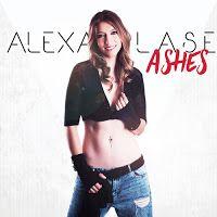 """RADIO   CORAZÓN  MUSICAL  TV: ALEXA LASE: """"ASHES"""" [DANCE-MUSIC]"""