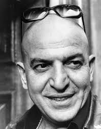 Telly Savalas (21 January 1922 - 22 January 1994) -  American film and television actor and singer
