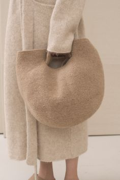Jute Tote Bags, Burlap Bags, Bridesmaid Gift Bags, Crochet Bowl, Personalized Tote Bags, Mode Jeans, Knitted Bags, Knit Bag, Crochet Purses