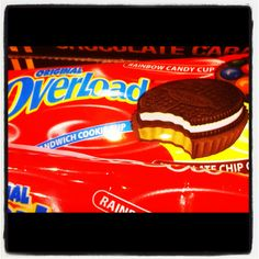 """""""You know what this peanut butter cup needs? An Oreo hat."""" #WhereDoesItEnd"""