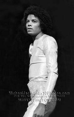 MICHAEL JACKSON 1979 DESTINY TOUR