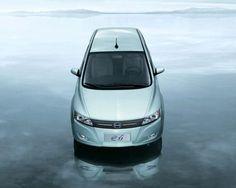 Compania Thriev a semnat un acord cu producatorul BYD Auto pentru achizitionarea de douazeci de masini electrice sedan BYD E6.