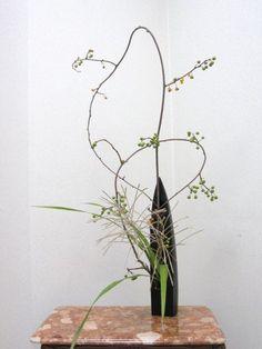 美寿flower art 生け花