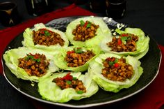 Mini Chicken Lettuce Wraps Recipes — Dishmaps