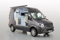 304e4da475 Mercedes-Benz has moved into the Caravan Salon 2013 held in Düsseldorf