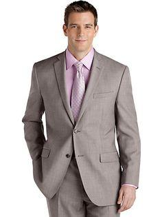 Suits - Joseph Abboud Taupe Suit - Men's Wearhouse