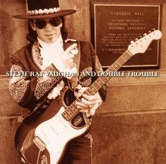 STEVIE RAY VAUGHAN-LIVE AT CARNEGIE HALL -2LP
