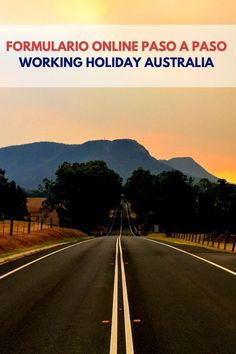 Para postular a la Working Holiday Australia necesitas llenar un formulario online paso a paso, sin embargo es super sencillo, por lo que solo debes tener algunos cuidados para que no cometas errores.   Lo primero que debes hacer es crearte una cuenta en Immiaccount,comenzar con la aplicación, llenar cada paso según mi entrada en el blog, adjuntar los documentos y finalmente pagar por la aplicación con tu tarjeta de crédito.  Así que no te preocupes con este proceso… Australia, Country Roads, Holiday, Blog, Making Mistakes, Kites, Grow Taller, Simple, Step By Step