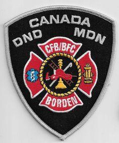 Canada DND CFB Borden