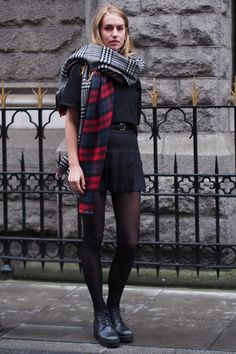 Anna O'Shea cites Dublin store as the independent hotspot for finding easy-to-wear luxurious pieces from the likes of and - Winter Travel Outfit, Winter Outfits, Winter Ootd, Dublin Street Style, Scottish Fashion, Irish Fashion, Fashion Outfits, Womens Fashion, City Outfits