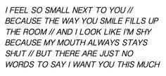 Maybe someday...